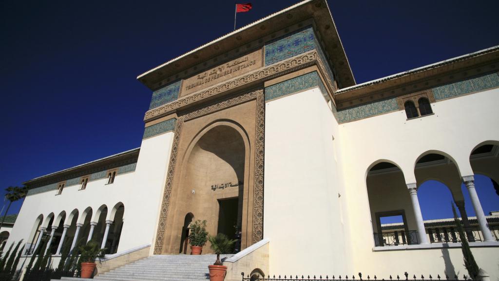 justice tribunal casablanca